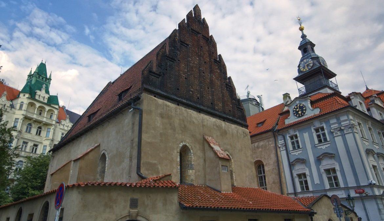 The-Old-New Synagogue-prague-myth-legend
